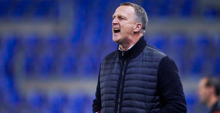 """Van den Brom voor Limburgse derby: """"KRC Genk heeft nog niks in handen"""""""