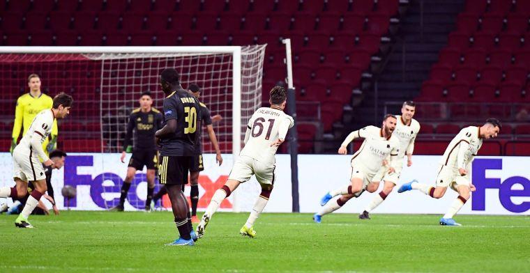Zeven conclusies: Ajax B laat het liggen tegen Roma B, rondje Teletekst lonkt