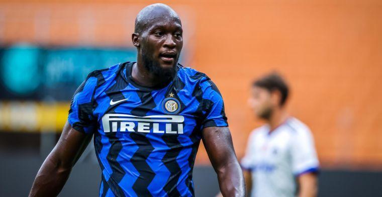 Lukaku blijft maar overladen worden met Italiaanse lof: 'De Serie A gesloopt'