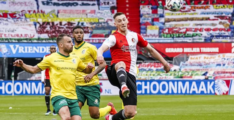 Advocaat duidelijk over Bozeník (Feyenoord): 'Weet niet hoe Slot erover denkt'