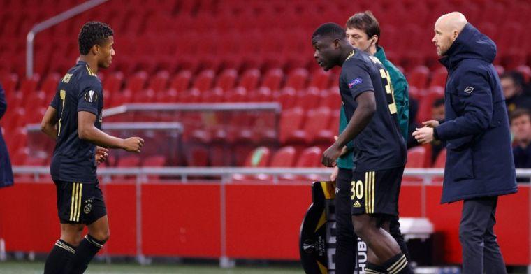 Boskamp en Janssen geven advies aan Ten Hag: 'Die waren niet best hè?'