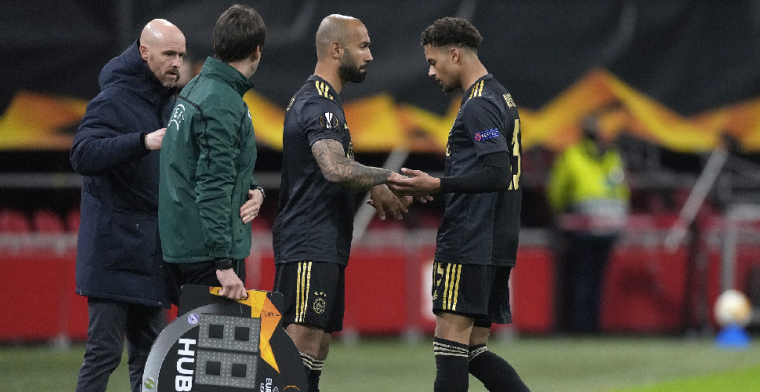Janssen voorspelt belangrijk moment Klaiber: 'Anders moet hij stoppen bij Ajax'
