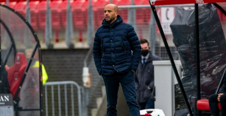 AZ wil 'feestje Ajax verstoren': 'Ze hadden het tegen Roma inderdaad zwaar'