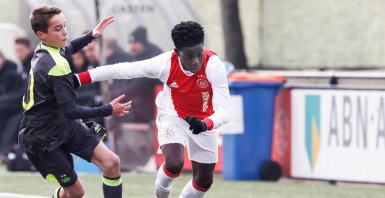 Ajax troeft Europese topclubs af: toptalenten tekenen contract in Amsterdam