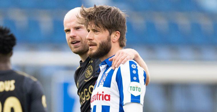 'Ik wil heel graag naar het EK, ik weet dat de bondscoach naar Heerenveen kijkt'