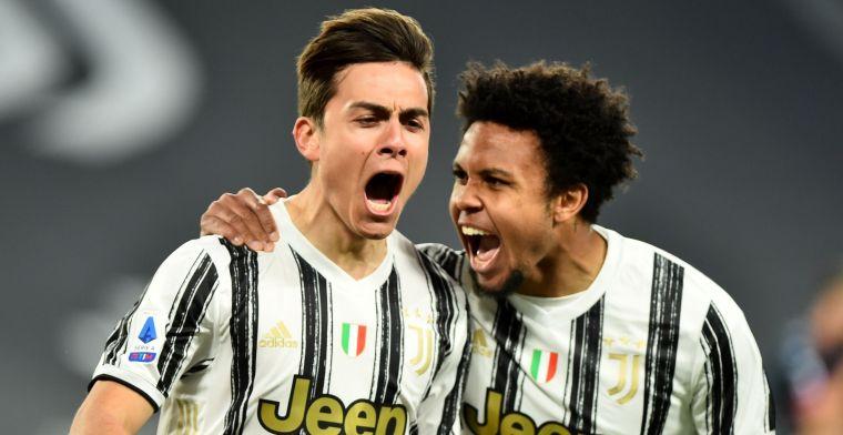 'Dybala weigert megacontract Juventus: vriendin juicht transfervrij vertrek toe'