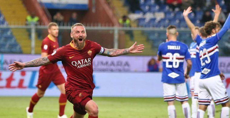 'Voormalig Roma-speler De Rossi uit voorzorg opgenomen in ziekenhuis'