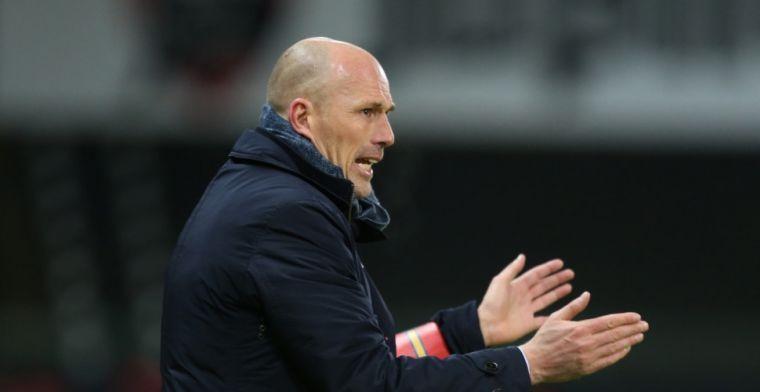 """Clement over Kompany: """"Met alle respect voor Anderlecht, nooit het geval geweest"""""""