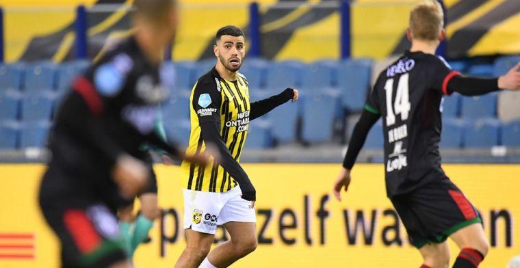 Vitesse stelt week voor bekerfinale hevig teleur tegen strijdend ADO Den Haag