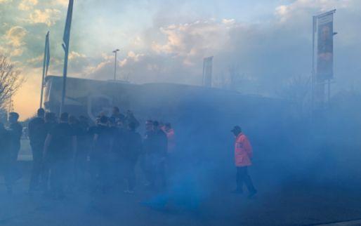 KRC Genk zorgt voor actie voor bekerfinale: 'Uw foto op de Genkse spelersbus'