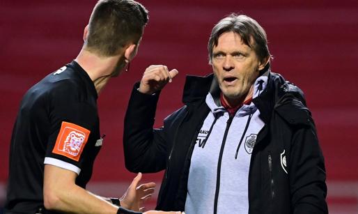 Ontslag Vercauteren bij Anderlecht zindert na: