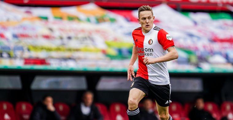 'Feyenoord is een club naar mijn hart, heb het hier heel goed naar mijn zin'