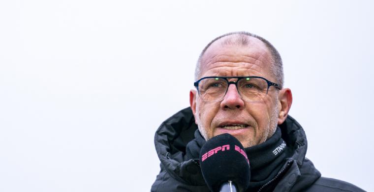 Geleerd van Cruijff en Van Gaal: 'Mooi doel om ooit trainer van Ajax te worden'