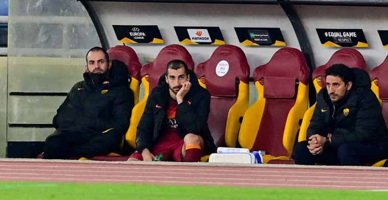AS Roma kan tweetal weer in wedstrijdselectie opnemen tijdens Ajax-intermezzo