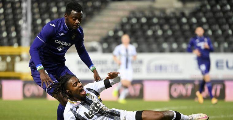 Ook na vertrek bij Anderlecht overtuigt Bundu niet: Ik verwacht meer van hem