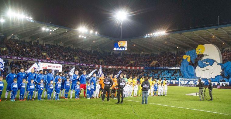 Derbykoorts in Limburg: KRC Genk in het voordeel, maar STVV maakt kans