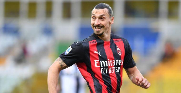 'Zlatan plakt er een jaartje achteraan: contractverlenging 'kwestie van details''
