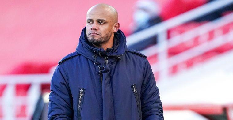 """De Sutter (ex-Anderlecht) ziet goede punten bij Kompany: """"Realistischer geworden"""""""