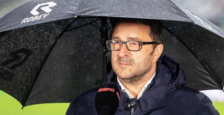 Boze Petrovic wisselt Trésor in rust: 'Hoe hij speelde, kunnen we niet accepteren'
