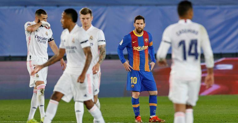 Madrid boven in La Liga: opgeleefd Barça krijgt plots linkse directe in El Clásico