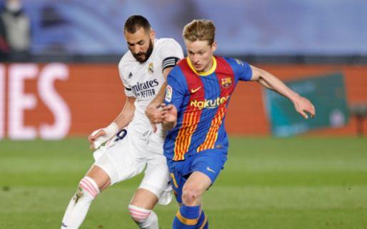 Eén 7 en veel onvoldoendes voor De Jong, Dest aangepakt: 'Mag nooit bij Barça'