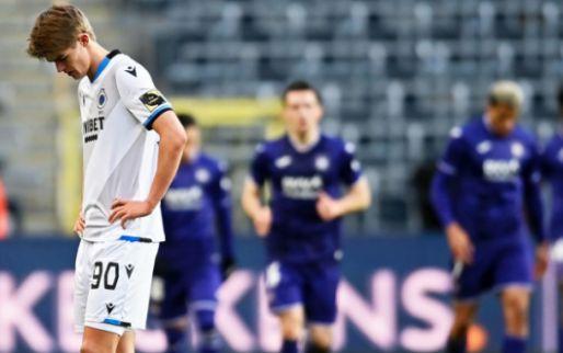 Anderlecht neemt serieuze optie op Play-Off 1 na winst tegen Club Brugge