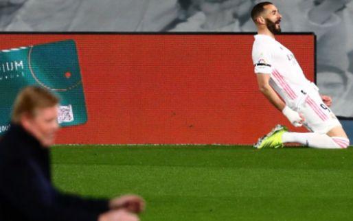 Uitgesproken Koeman vol ongeloof na verloren Clásico: 'Overduidelijke penalty'