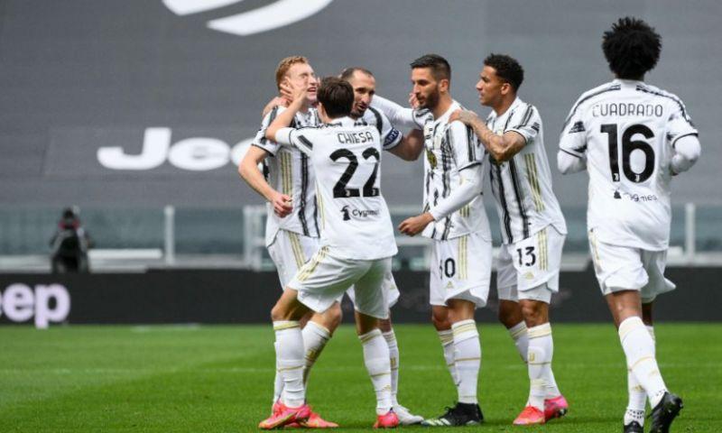 Afbeelding: Juventus maakt geen fout tegen Genoa en houdt aansluiting met AC Milan