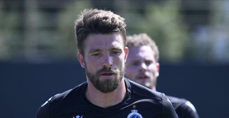 Mechele (Club Brugge) kan weer mijlpaal bereiken tegen Anderlecht