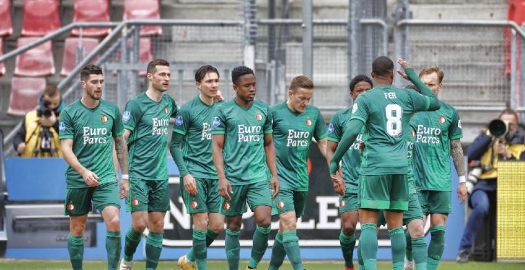 Feyenoord wint bij FC Utrecht, maar heeft opnieuw zorgen over Bijlow