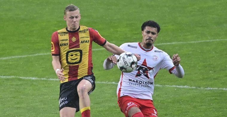 """Storm (KV Mechelen) na twee doelpunten: """"Het voelt fijn om belangrijk te zijn"""""""