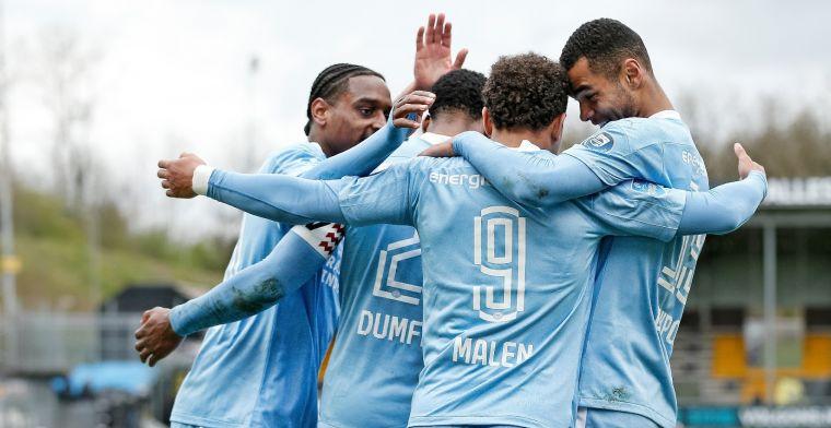 PSV dient VVV tiende nederlaag op rij toe en staat weer naast AZ op tweede plek