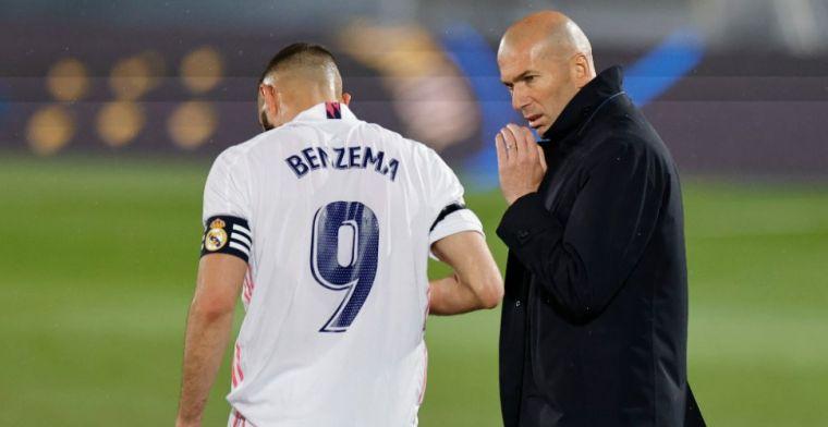 Zidane is het niet eens met Koeman: 'Bij iedereen heerst hetzelfde gevoel'