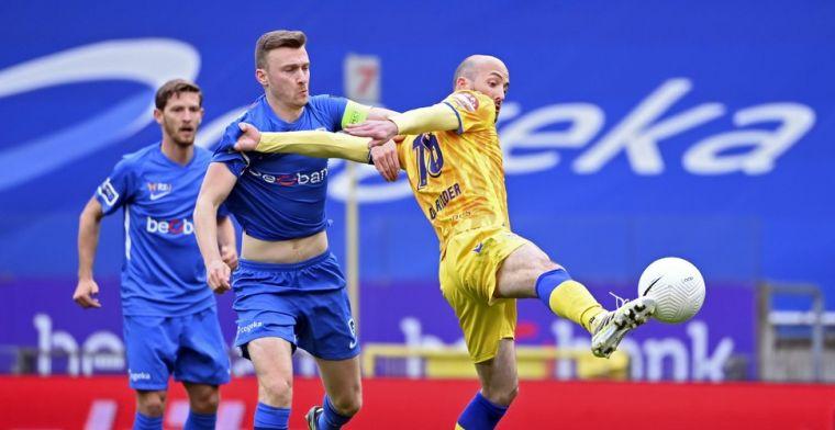 Heynen maakte grote indruk in Genk - STVV: 'Hopelijk kijkt Martinez ook'