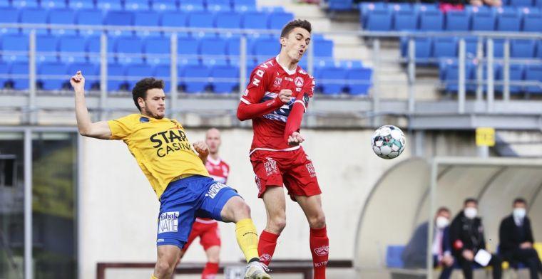 Waasland-Beveren gaat in slot nog pijnlijk onderuit tegen KV Kortrijk