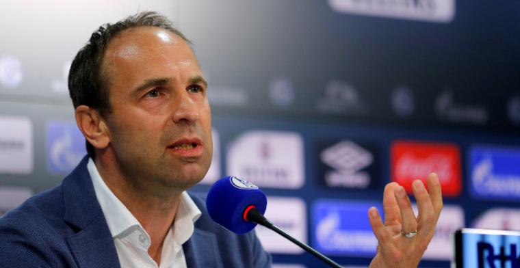 Schalke-directeur bedreigd: Weten waar je kinderen op school zitten