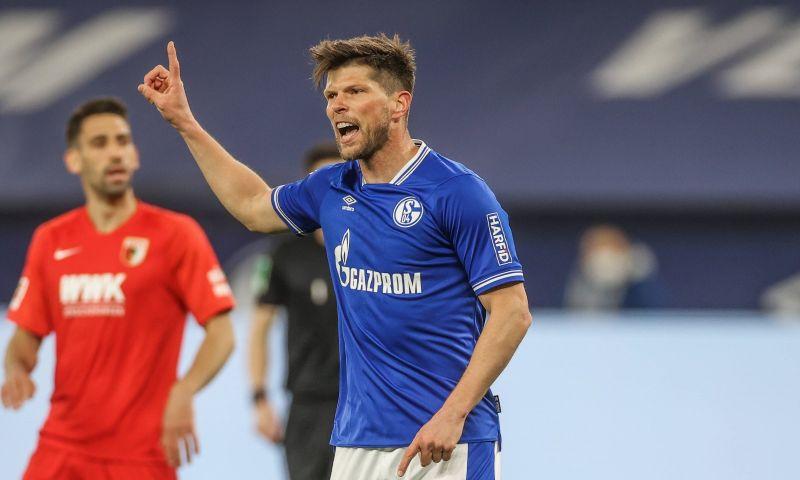 Afbeelding: Huntelaar blijft geloven in goede afloop bij Schalke: 'Geeft een heel goed gevoel'