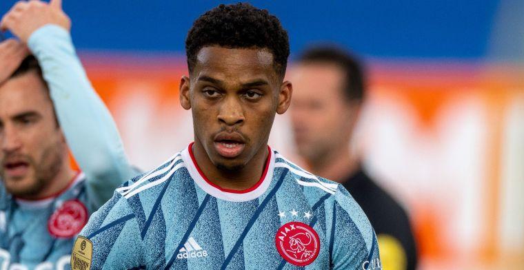 'Als ik bij Ajax mijn voeten laat spreken, kan ik zomaar in Oranje-picture komen'