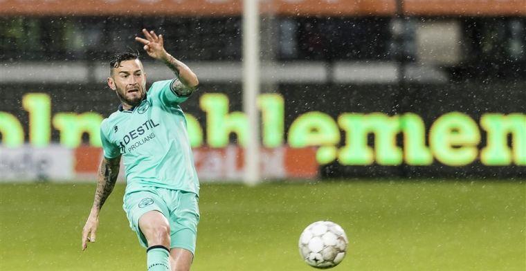 Willem II heeft snel punten nodig: 'Vernederend, onacceptabel en amateuristisch'