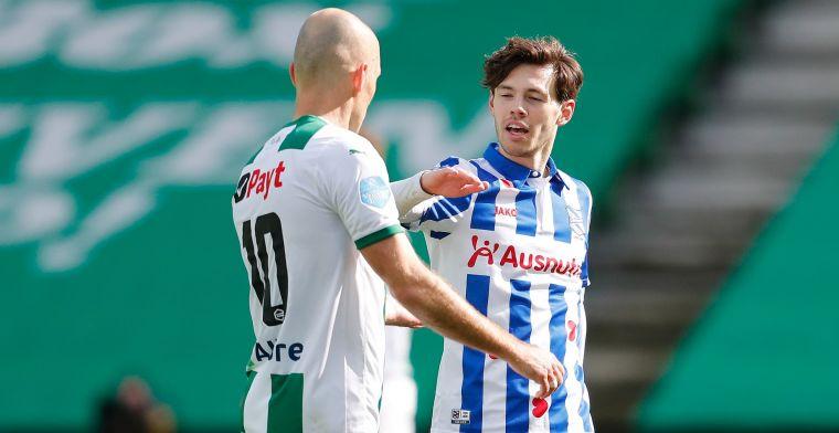 Van Bergen krijgt goedmakertje van Robben: 'Ik verwachtte een ander shirt'