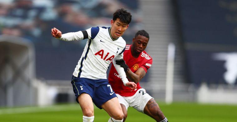 Tottenham komt met statement na 'weerzinwekkend' geval van racisme tegen Son