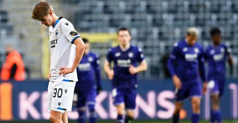 Vandenbempt: Het zijn geen prettige tijden voor Club Brugge