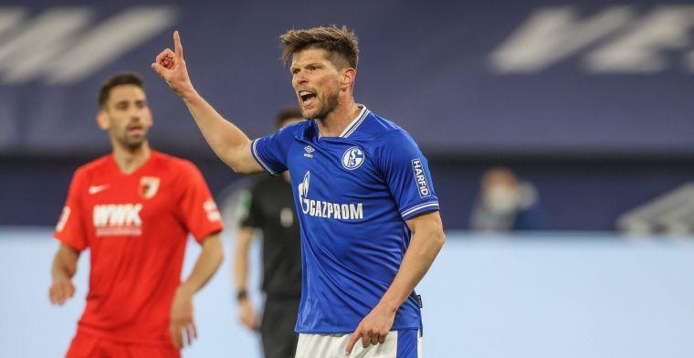 Huntelaar blijft geloven in goede afloop bij Schalke: 'Geeft een heel goed gevoel'