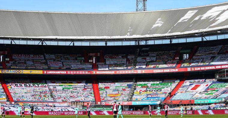 Enorme financiële meevaller voor 'tevreden' Feyenoord na noodkreet Koevermans