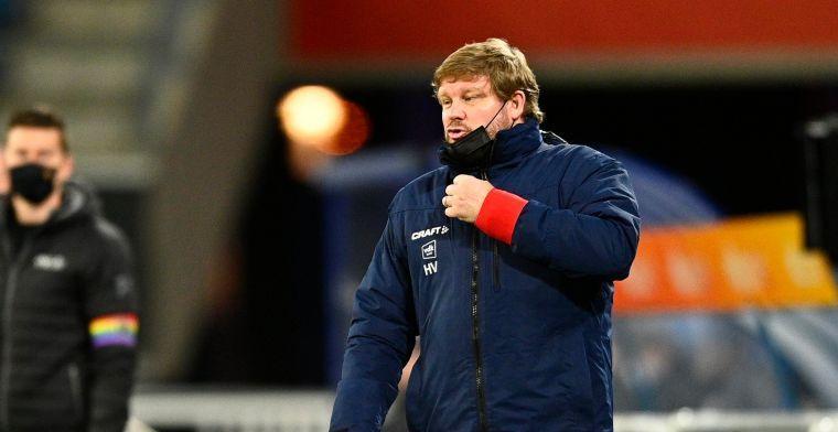 'KAA Gent dreigt het in levensbelangrijke partij zonder basispion te moeten doen'