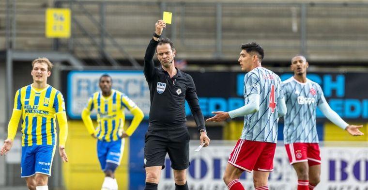 'Álvarez kwam nog voordat de tweede helft was begonnen zijn excuses aanbieden'