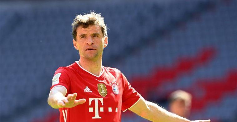 Müller houdt FC Groningen in de gaten: 'Blij om te zien dat Arjen mocht invallen'