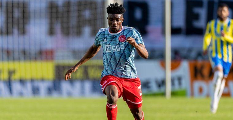 Perez verdedigt Kudus na Ajax-kritiek De Boer: 'Enige coulance op z'n plaats'
