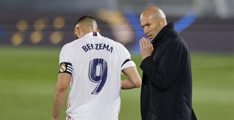 'Real-spelers zijn doodop: tactische trainingen van Zidane komen te vervallen'