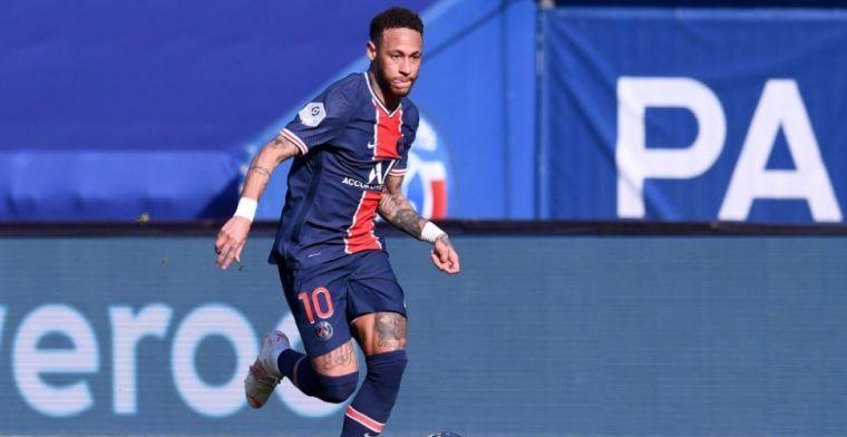 Details Neymar-move onthuld: 'Wilde een deel van het bedrag geven via hotelketen'
